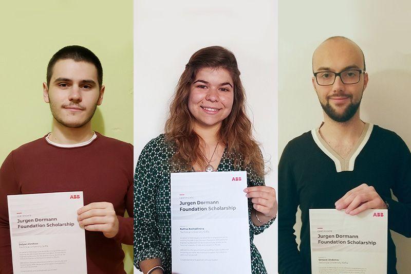 АBB България обяви новите стипендианти на фондация