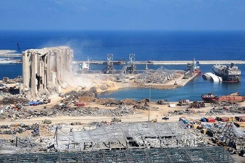 <strong>ABB</strong> помага за възстановяването на Бейрут