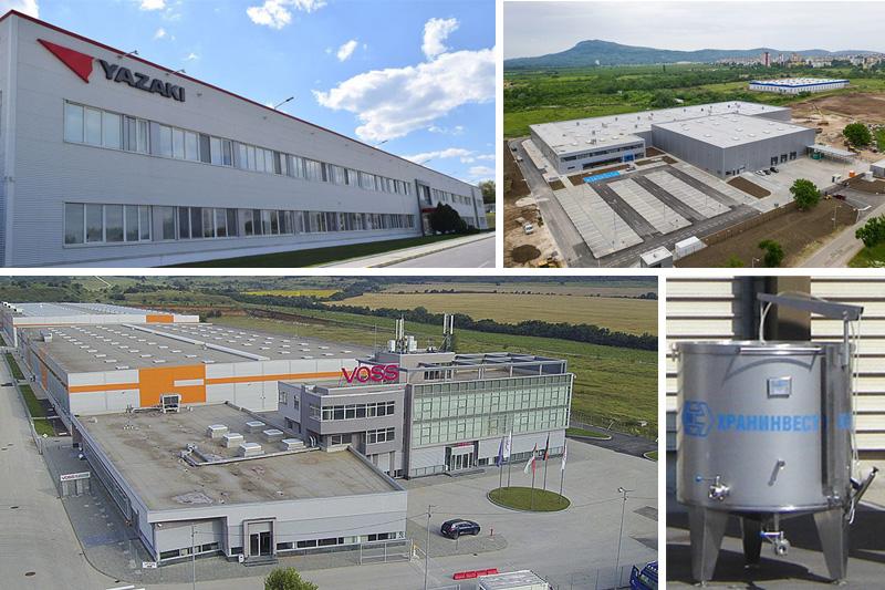 Четири промишлени предприятия получиха отличия от АЗ