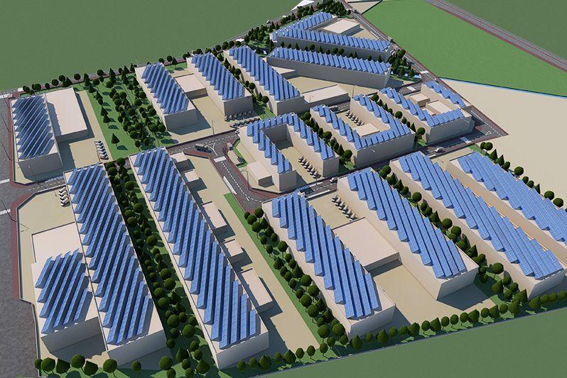 Български производител планира да построи завод в Индустриална зона Загоре