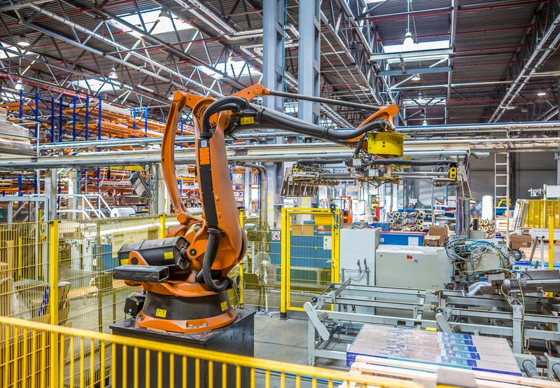 Бизнес климатът в промишлеността у нас се подобрява