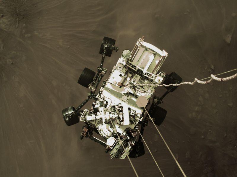 Марсоходът Perseverance – проектиран да устои на най-екстремни среди