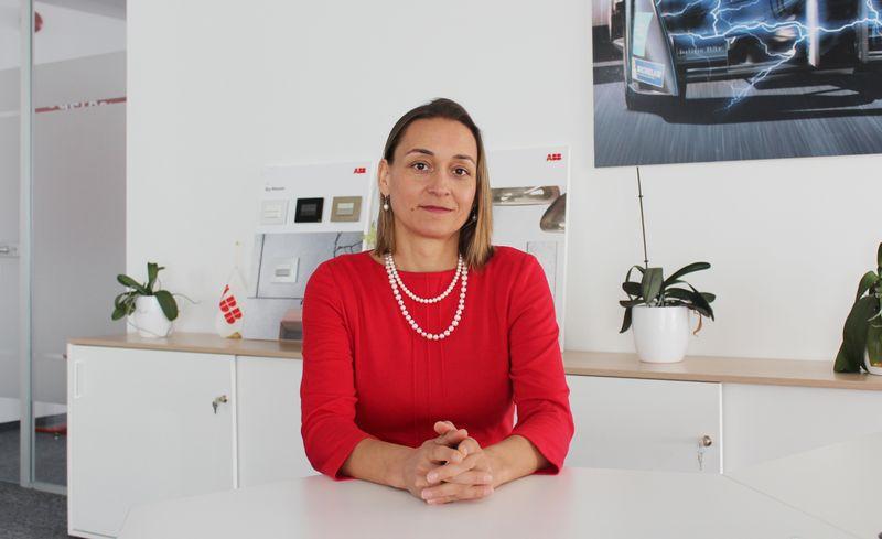 """Радослава Радева е новият мениджър """"Продажби и Маркетинг"""" в <strong>АББ</strong> България"""
