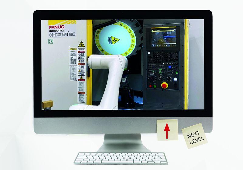 Уебинар на FANUC представя функцията QSSR за автоматизация на металообработващи машини