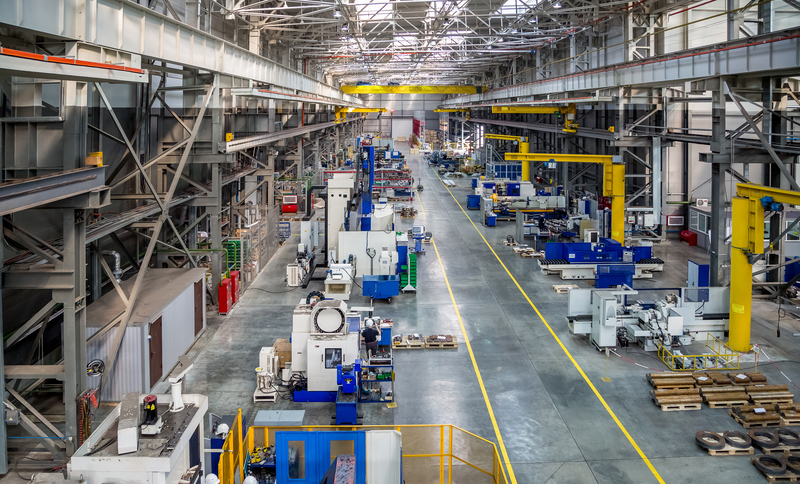 Цените в промишленото производство отбелязват ръст на годишна база през февруари