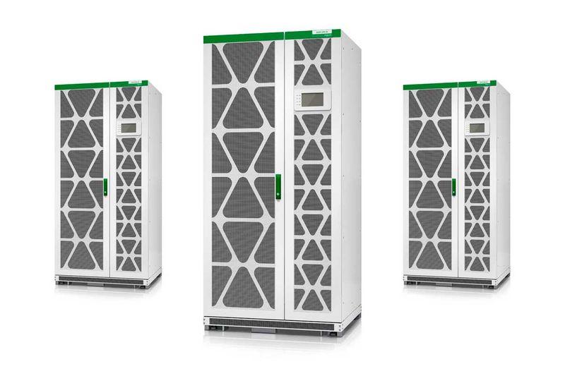 Schneider Electric разширява обхвата на серията Easy UPS 3L