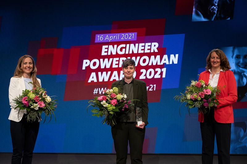 Доктор по физика получи наградата WomenPower 2021