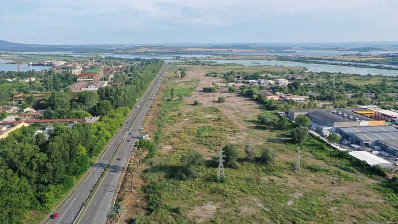 Индустриален и логистичен парк – Бургас обяви търг за терен за производствена база
