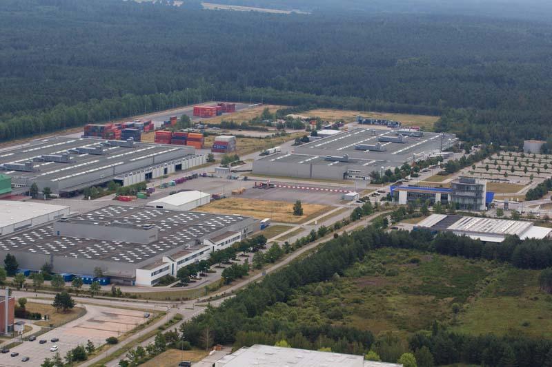 Бившият Локомотивен и вагонен завод в Русе ще се превърне в индустриален парк