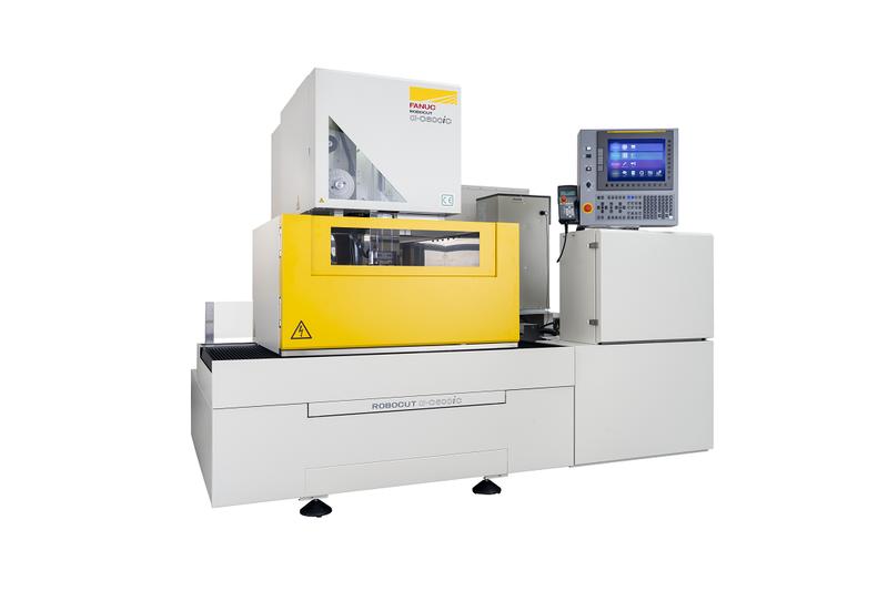 FANUC представи новата серия EDM машини ROBOCUT α-CiC