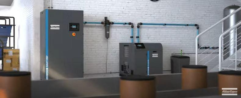 Ново поколение филтри за сгъстен въздух от Atlas Copco