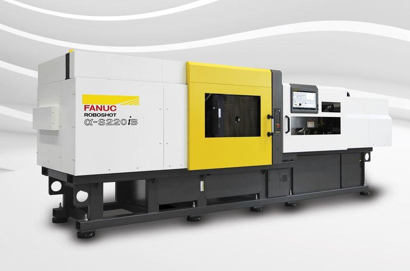 <strong>FANUC</strong> представи новата серия шприц машини ROBOSHOT Alpha-SiB