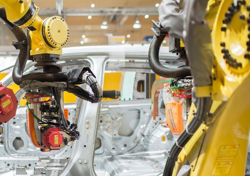 <strong>FANUC</strong> доставя 500 робота за фабриката за електромобили на Ford в Кьолн