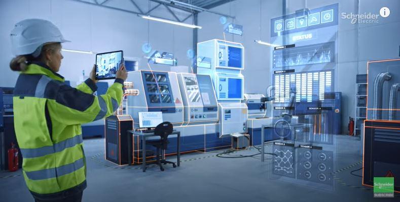 EcoStruxure Plant Advisor от <strong>Schneider</strong> <strong>Electric</strong> за IIoT приложения