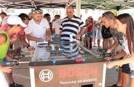 Бош Фенс Роудшоу 2016 събра над 10 000 участници