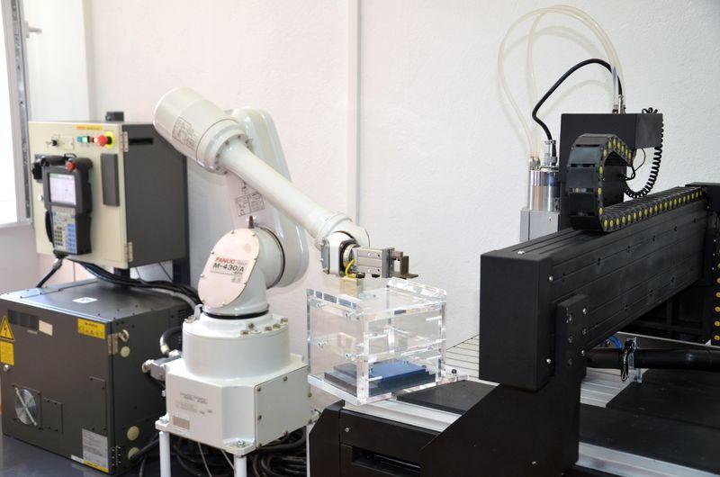 ТУ – Габрово с нова лаборатория нa <strong>FANUC</strong>