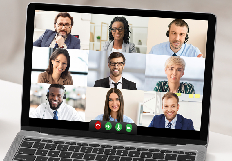 Онлайн B2B срещи в рамките на @Smart Manufacturing Matchmaking 2021