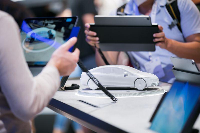 IAA Mobility 2021 в Мюнхен привлече 400 000 посетители от 95 държави