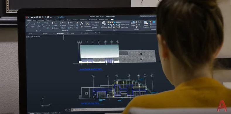 Новият AutoCAD 2022 на <strong>Autodesk</strong>