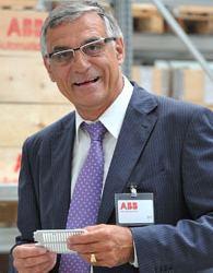 Петер Симон с награда за Личност в Новините 2012