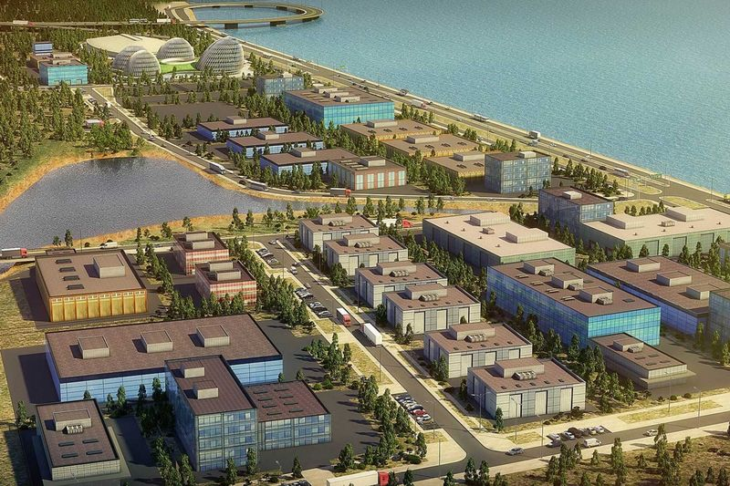 Индустриален и логистичен парк – Бургас откри поръчка за строителство на улици