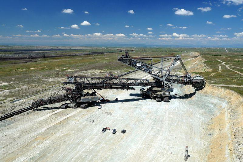 Мини Марица-изток обяви търг за доставка на инертни материали