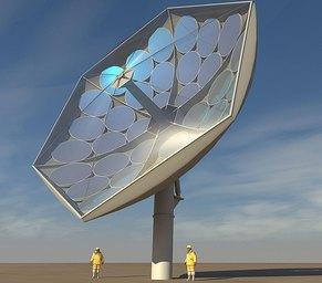 IBM разработи фотоволтаична система с 80% КПД