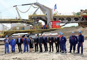 Мини Марица-изток сключи договор за доставка на два нови багера