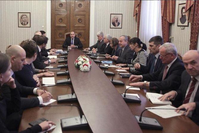 Представители на водещи германски компании се срещнаха с президента Радев