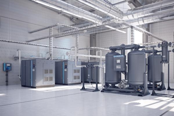 Atlas Copco разшири продуктовата си гама за сгъстен въздух и азот