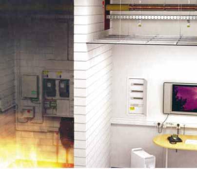 Противопожарна защита на електроинсталации в сгради