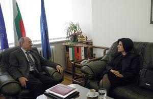 Тежката индустрия е потенциал за съвместна дейност между български и сирийски фирми