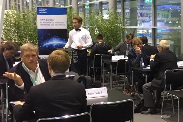Организират двустранни бизнес срещи на изложението A+A 2017