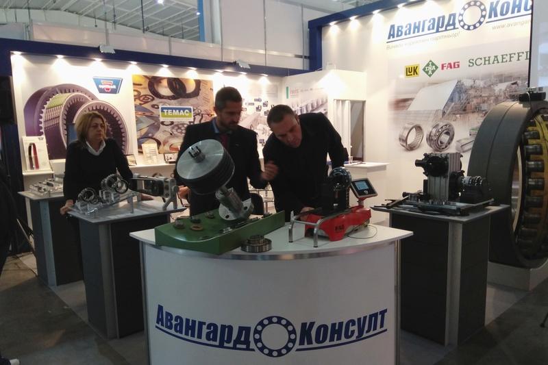 Авангард Консулт представи методи за монтаж и демонтаж на лагери на МТП Пловдив