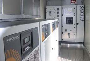 DTS представи мобилна фотоволтаична станция на SOCOMEC