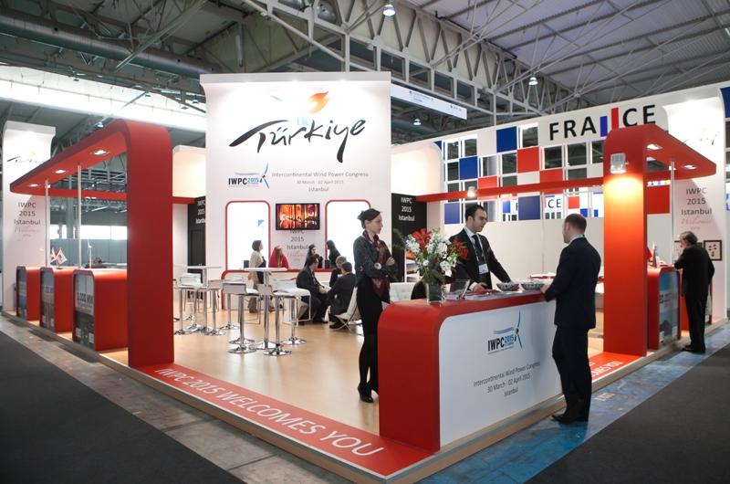 Изложение и конгрес за вятърна енергия IWPC 2015 в Истанбул