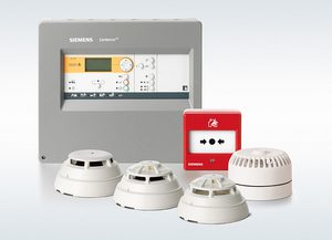 Siemens представя нови продукти <strong>за</strong> пожарна безопасност на изложението FIREX International