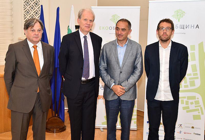 Представители на общините обсъдиха устойчивото управление на публичните пространства