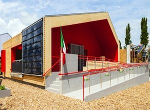 ������ �� �������� ���������� ��� ������� ������ ������� Solar Decathlon Europe 2014