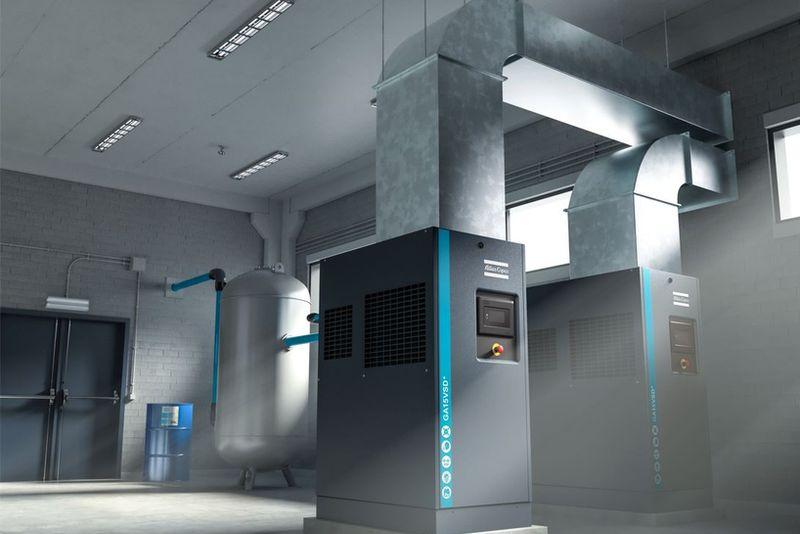 Върхови ползи от VSD компресорната технология - енергийна ефективност, надеждност и свързаност