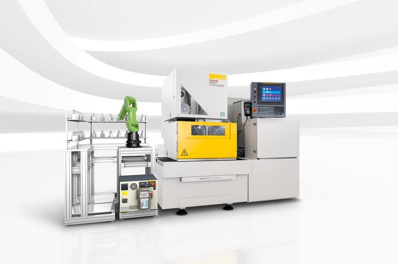 FANUC предлага цялостна автоматизация с ONE FANUC
